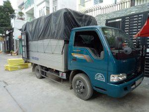 Cho thuê xe tải chuyển nhà Quận 1