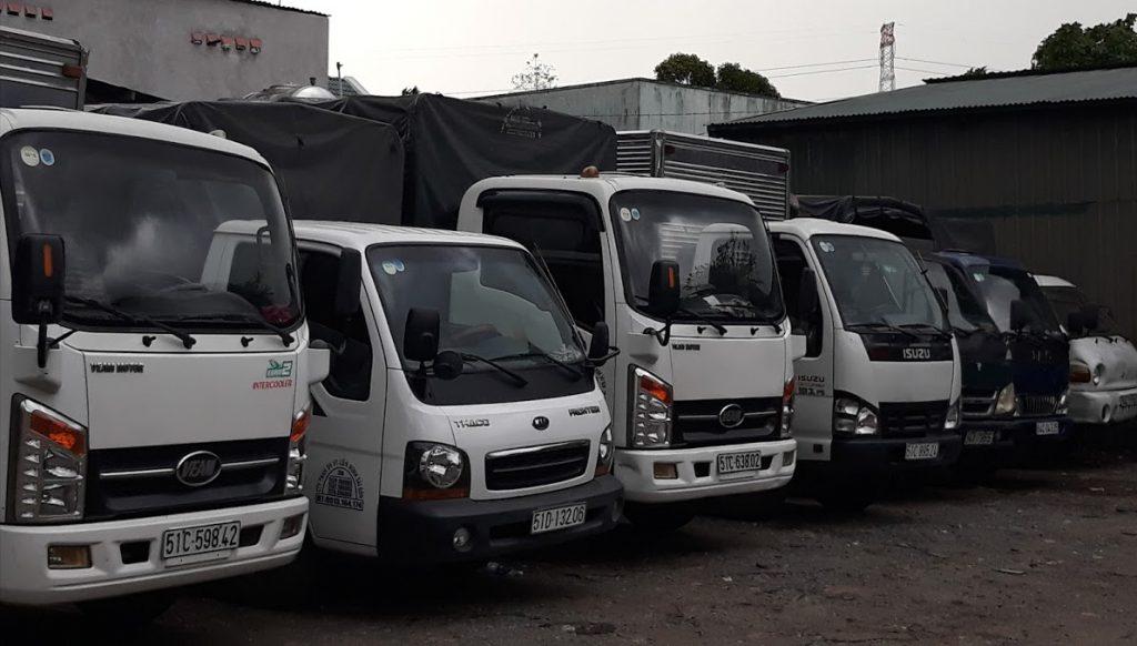 dịch vụ cho thuê xe tải Quận 3
