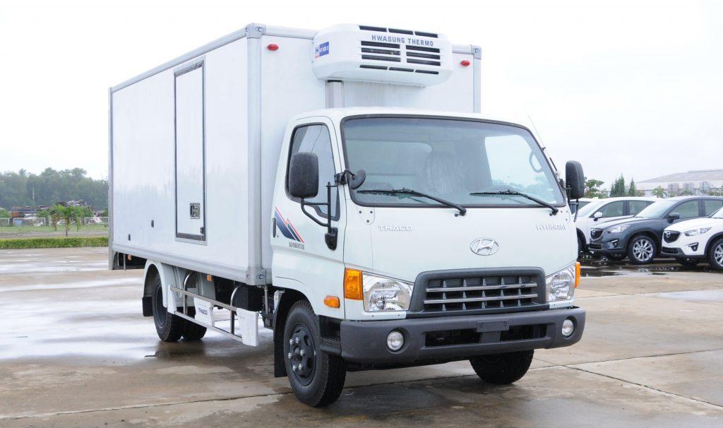 Dịch vụ cho thuê xe tải Quận 8