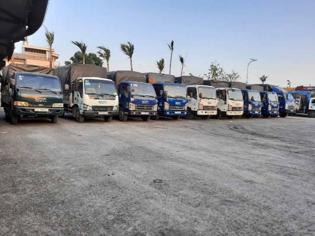 công ty xe tải chuyển nhà giá rẻ quận 11
